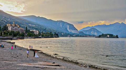 Stresa, Italie du Nord, août 2017