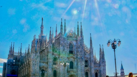 Milan, Italie du Nord, septembre 2017