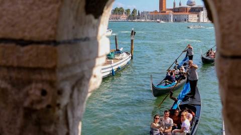 Venise, Italie du Nord, septembre 2017