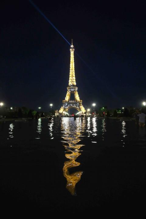 Tour Eiffel, Paris, juin 2019