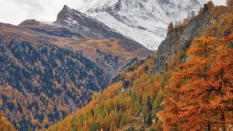 Zermatt, Suisse, octobre 2019