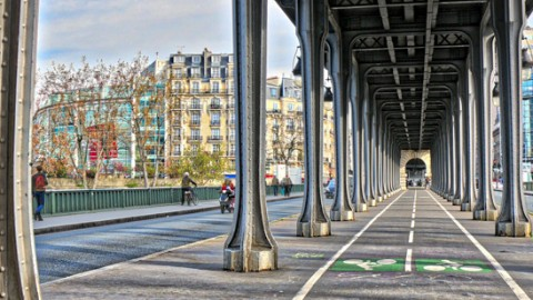 Bir-Hakeim, Paris, avril 2016