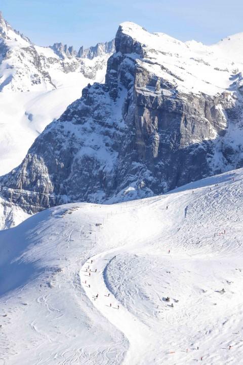 Grand-Massif, hiver 2019-2020